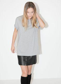 T-Shirts - Ready to wear - Uterqüe United Kingdom