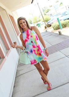 this dress from @Shopofftheracks is on the blog today <3