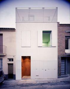 Architect:H Arquitectes (David Lorente, Josep Ricart, Xavier Ros, Roger Tudó)  Name of Project: HOUSE 78  Location: Terrassa, Barcelona, Spain