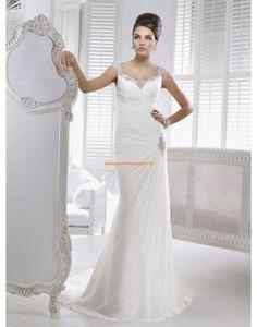 RONALD JOYCE Designe Exklusive Brautkleider aus Chiffon