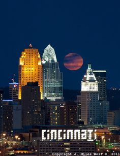 Cincy great place to raise the family!