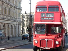 London Public Transport Day for Families and All: Ride a Routemaster