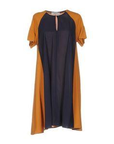 JUCCA Women's Knee-length dress Dark blue 10 US