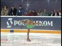 ▶ Russian Figure Skater Yulia Lipnitskaya Julia Lipnitskaia's debut 2014 Sochi olympics - YouTube