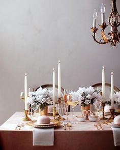 Martha Stewart Wintry Wedding Flower Ideas http://www.marthastewartweddings.com/284119/wintry-wedding-flower-ideas#/283521