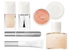 The new Dior Abricot Collection. #nails #bbloggers #beauty
