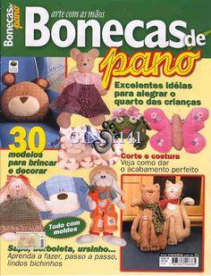 arte com as maos bonecas de pano n°4 - nerylola3 - Álbumes web de Picasa