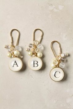 """They're sold out of almost all the letters. Maybe I could just make one. I do love a good """"H."""""""