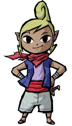 Tetra - The Legend of Zelda: The Wind Waker HD.  I REALLY want to cosplay her, but I am super pale!  :(