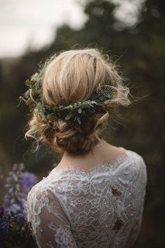 For the winter bride
