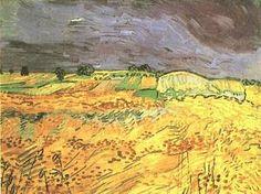 Fields, The - (Vincent Van Gogh)