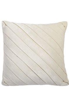 Pleated Velvet Cushion, http://www.very.co.uk/pleated-velvet-cushion/1185352275.prd