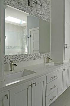 Dallas, TX: Scott & Melissa - modern - bathroom - dallas - Sarah Greenman