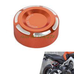 Motorcycle Rear Brake Reservoir Cap For KTM 990 SUPERDUKE/R 2005-2012 1190 RC8/RC8R 2008 2009 2010 2011 2012