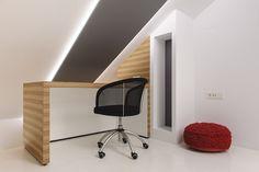 Ático Rehabilitación / equipoeme estudio #nolatipicafoto #escalera #diseño #interiorismo #rehabilitación #altillo #reforma #terraza #equipoeme