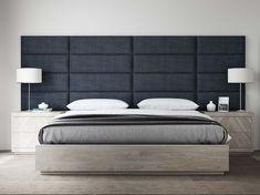 Bed furniture design - Vänt's Most Popular Layouts Bed Headboard Design, Bedroom Furniture Design, Modern Bedroom Design, Master Bedroom Design, Headboards For Beds, Bed Furniture, Modern Room, Bedroom Decor, Upholstered Headboards