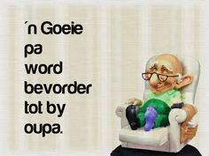 N Goeie pa........ Fathers Day Poems, Funny Happy Birthday Pictures, Afrikaanse Quotes, True Words, Life Skills, Crafts For Kids, Sayings, Funny Happy Birthday Pics, Crafts For Children
