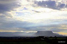 The legendary Benbulben in Co Sligo