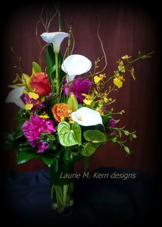 Part of my Valentines flower selections this year...lasts longer than a dozen roses and how fun! http://flowersbydesignportland.com/portland-flowers-by-design/valentine-encore.html