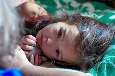 Beautiful baby girl who survived 11 days in the Siberian Forest --- 25 Breathtaking Photos of The Human Race