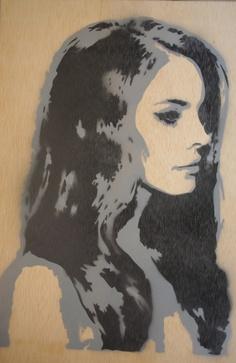 Lana Del Rey  by Ezekiel on society6
