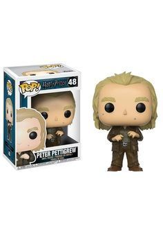 Add a little bit of magic to your collection with Funko Pop's Harry Potter collection! The iconic and beloved Funko POP action figure is here with POP Harry Potter Peter Pettigrew Vinyl Figure, the perfect gift for any Harry Potter fan! Harry Potter Quidditch, Harry Potter Pop Vinyl, Harry Potter Characters, Pop Characters, A Wrinkle In Time, Lord Voldemort, Pop Vinyl Figures, John Deacon, Ron Weasley