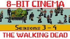 The Walking Dead Staffel 3 & 4 in einer 8-Bit Zusammenfassung - http://www.dravenstales.ch/the-walking-dead-staffel-3-4-in-einer-8-bit-zusammenfassung/