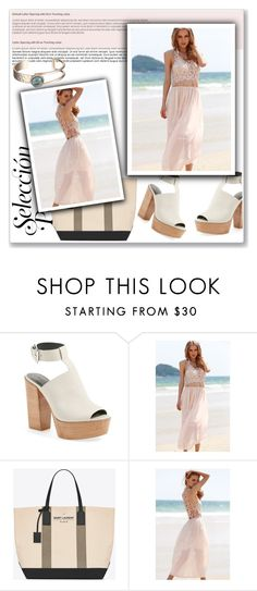 """""""#8"""" by n-lejla ❤ liked on Polyvore featuring Rebecca Minkoff and Yves Saint Laurent"""