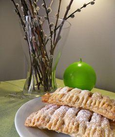 Ciasto francuskie z musem jabłkowym - Francuskie