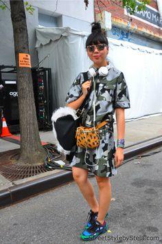 Susie Lau, New York