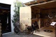 POP UP! Ultrabox Pop Up store by Recession, Pietrasanta   Italy store design