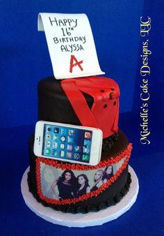 Pretty Little Liars Cake - Cake Decorating Community - Cakes We Bake
