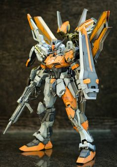 "GUNDAM GUY: GUNDAM GUY: READERS FEATURE GUNPLA BUILD - 1/100 MG Strike Gundam ""Marauder"" by Jose Cabaluna"