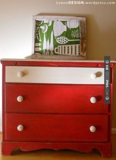Like this - more contrast, I'm loving this look | CHECK OUT MORE DRESSER IDEAS…