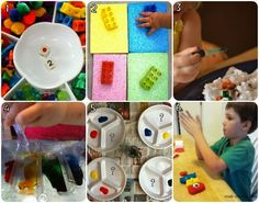 This website has GREAT stuff!! Learn with Play at home: Colour Activities for kids. Also look at index on the side.