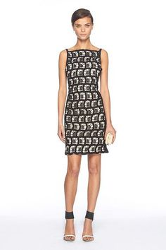 Need to find me a cheaper version of this dress!  DVF Urara Dress $425