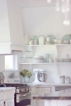 White Dream Cottage Kitchen Remodel  ! (Start to finish excellent step by step tutorials)