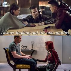 This compassion is pretty cool! So glad Thea and Roy are together and they deserve their happy ending next episode. - Tag @willaaaahh and @coltonlhaynes below! - - -TURN ON POST NOTIFICATIONS - -Thanks to everyone who supports @arrowcentral ARROW: 9 8c on the CW - #weneedsiriver #siriver.#arrow #arrowseason5 #olicity #lauriver #greenarrow #oliverqueen #felicitysmoak #theaqueen #prometheus #stephenamell #emilybettrickards #katiecassidy #adrianchase #taliaalghul #dccomics @katiecassidy…