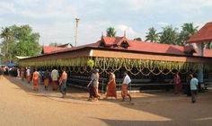 One of the most famous temples in Kerala is the Chottanikkara bhagavathyTemple. Chottanikkara bhagavathy temple is spotted in Kochi in Ernakulam district. Raja Rajeshwari or the Chottanikkara devi is the divinity here and exist in three structures specifically Saraswathi, Lakshmi and Durga.