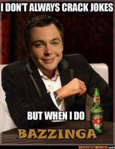 Sheldon's XX ad