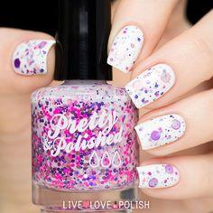 Pretty & Polished Give Me A K! | Live Love Polish