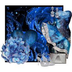 """Big, Bold & Bright"" by debpat on Polyvore featuring Nina, Givenchy and Christian V Siriano"