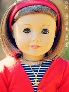 Reader Submission #6 for our Doll Giveaway Contest!