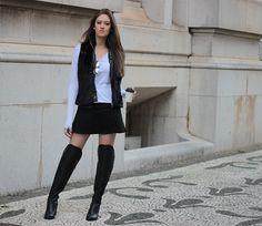 Look deusa da Blogger Vitória Portes. Todo Maria Benta