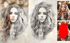 GAllerist (Drawing) Photoshop Action by Lyova12 on DeviantArt