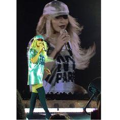 Beyoncé Formation World Tour Lincoln Financial Field Philadelphia Pennsylvania 29th September 2016