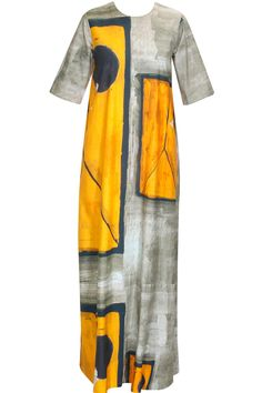 Yellow TT straight maxi dress available only at Pernia's Pop Up Shop.#perniaspopupshop #shopnow #masaba #newcollection #clothing