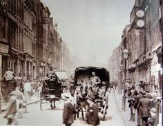 1895..Hatton Garden...Diamonds.....Hatton Garden is one of London's most mysterious and secretive streets, which has been home for two centuries to a deeply private working community of diamond and jewellery dealers. London Metropolitan Archives