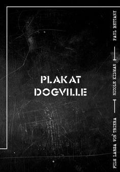 'Dogville' (2003)