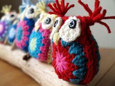 Stins: This week I saw: owls!